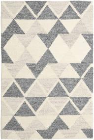 Trixon Rug 200X300 Authentic  Modern Handwoven Beige/Dark Grey/Dark Beige/Light Grey (Wool, India)