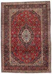 Mashad Rug 253X356 Authentic  Oriental Handknotted Dark Red/Dark Brown Large (Wool, Persia/Iran)