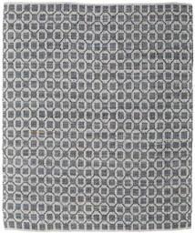 Elna - Grey Rug 250X300 Authentic  Modern Handwoven Light Grey/Dark Grey Large (Cotton, India)