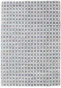 Elna - Grey Rug 200X300 Authentic  Modern Handwoven Light Grey/White/Creme (Cotton, India)