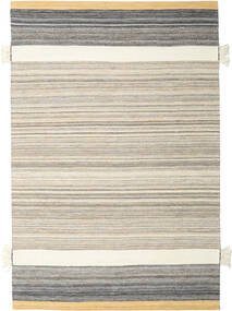 Fenix - Yellow Rug 200X300 Authentic  Modern Handwoven Light Grey/Beige (Wool, India)