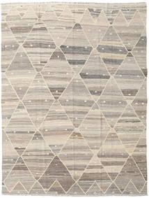Kilim Ariana Rug 183X243 Authentic  Modern Handwoven Light Grey/Beige (Wool, Afghanistan)