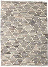Kilim Ariana Rug 153X208 Authentic  Modern Handwoven Light Grey/Beige (Wool, Afghanistan)