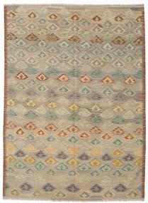 Kilim Afghan Old Style Rug 166X230 Authentic  Oriental Handwoven (Wool, Afghanistan)