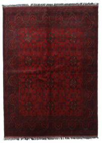 Afghan Khal Mohammadi Rug 174X240 Authentic  Oriental Handknotted Dark Red (Wool, Afghanistan)