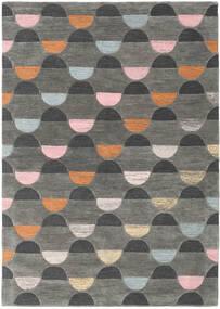 Candy - Grey/Multi Rug 160X230 Modern Dark Grey/Light Grey (Wool, India)
