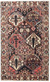 Bakhtiari Patina Rug 150X247 Authentic  Oriental Handknotted Dark Brown/Dark Red (Wool, Persia/Iran)