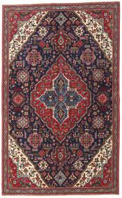 Tabriz Patina Rug 150X245 Authentic Oriental Handknotted Dark Purple/Dark Red (Wool, Persia/Iran)