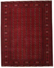 Turkaman Patina Rug 305X390 Authentic  Oriental Handknotted Dark Red/Dark Brown Large (Wool, Persia/Iran)
