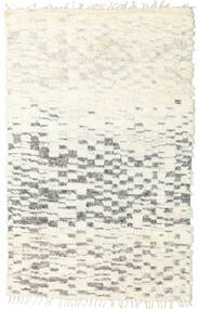 Barchi/Moroccan Berber - Indo Rug 152X241 Authentic  Modern Handknotted Beige/Light Grey (Wool, India)