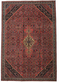 Hamadan Patina Rug 265X388 Authentic  Oriental Handknotted Dark Red/Black Large (Wool, Persia/Iran)