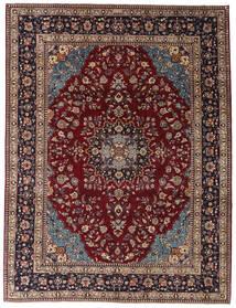 Kashmar Patina Rug 254X335 Authentic  Oriental Handknotted Dark Red/Dark Brown Large (Wool, Persia/Iran)