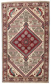 Tabriz Patina Rug 80X135 Authentic Oriental Handknotted Dark Brown/Beige (Wool, Persia/Iran)