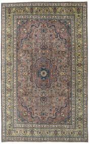 Kashmar Patina Rug 195X310 Authentic  Oriental Handknotted Dark Grey/Light Brown (Wool, Persia/Iran)