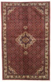 Bidjar Zanjan Rug 139X226 Authentic Oriental Handknotted Dark Red/Light Brown (Wool, Persia/Iran)