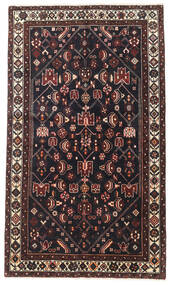 Saveh Rug 120X200 Authentic Oriental Handknotted Dark Blue/Dark Brown (Wool, Persia/Iran)
