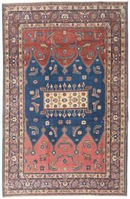 Ardebil Patina Rug 190X290 Authentic  Oriental Handknotted Brown/Beige (Wool, Persia/Iran)