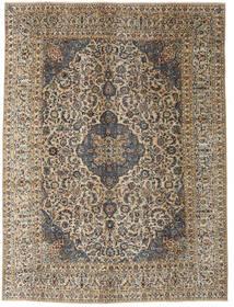 Kashmar Patina Rug 290X390 Authentic  Oriental Handknotted Dark Grey/Light Brown Large (Wool, Persia/Iran)