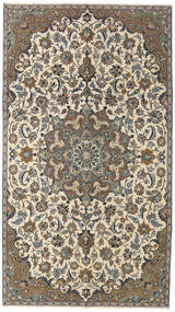 Najafabad Patina Rug 155X270 Authentic Oriental Handknotted Beige/Dark Grey (Wool, Persia/Iran)