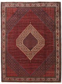 Bidjar Takab/Bukan Rug 260X345 Authentic  Oriental Handknotted Dark Red/Dark Brown Large (Wool, Persia/Iran)