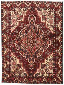 Bakhtiari Rug 156X207 Authentic  Oriental Handknotted Dark Red/Dark Brown (Wool, Persia/Iran)