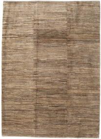 Loribaft Persia Rug 206X285 Authentic  Modern Handknotted Light Brown/Light Grey (Wool, Persia/Iran)