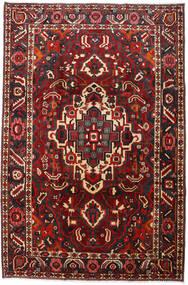 Bakhtiari Rug 211X320 Authentic  Oriental Handknotted Dark Red/Dark Brown (Wool, Persia/Iran)