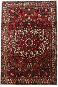 Bakhtiari Rug 210X312 Authentic  Oriental Handknotted Dark Red/Dark Brown (Wool, Persia/Iran)