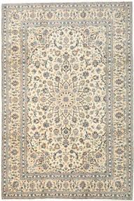 Keshan Rug 260X353 Authentic  Oriental Handknotted Light Grey/Beige Large (Wool, Persia/Iran)
