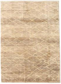 Loribaft Persia Rug 173X235 Authentic  Modern Handknotted Beige/Light Brown (Wool, Persia/Iran)
