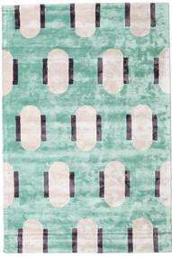 Catalpa - Green Rug 160X230 Modern Pastel Green/Beige ( India)