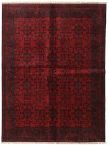 Afghan Khal Mohammadi Rug 173X231 Authentic  Oriental Handknotted Dark Red/Dark Brown (Wool, Afghanistan)