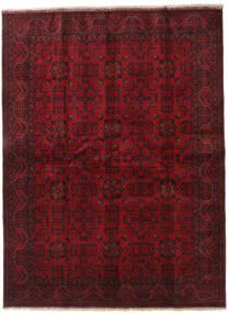 Afghan Khal Mohammadi Rug 173X229 Authentic  Oriental Handknotted Dark Red/Dark Brown (Wool, Afghanistan)