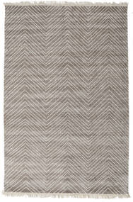 Vanice - Taupe Rug 300X400 Authentic  Modern Handknotted Light Grey/Dark Grey Large ( India)