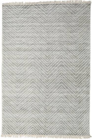 Vanice - Light Grey Rug 300X400 Authentic  Modern Handknotted Light Grey Large ( India)