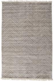 Vanice - Taupe Rug 200X300 Authentic  Modern Handknotted Light Grey/Dark Grey ( India)