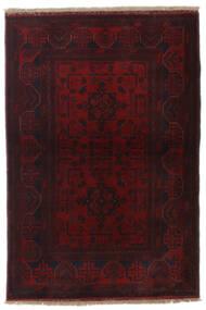 Afghan Khal Mohammadi Rug 101X148 Authentic  Oriental Handknotted Dark Red (Wool, Afghanistan)