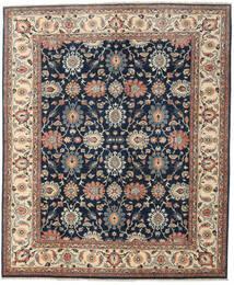 Ziegler Rug 238X288 Authentic  Oriental Handknotted Dark Blue/Dark Grey (Wool, Afghanistan)