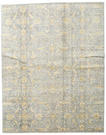 Ziegler Ariana Rug 197X248 Authentic Oriental Handknotted Light Grey/Dark Beige (Wool, Afghanistan)