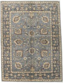 Ziegler Ariana Rug 149X198 Authentic  Oriental Handknotted Dark Grey/Light Grey (Wool, Afghanistan)