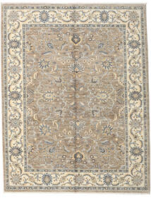 Ziegler Ariana Rug 152X195 Authentic  Oriental Handknotted Light Grey/Beige (Wool, Afghanistan)