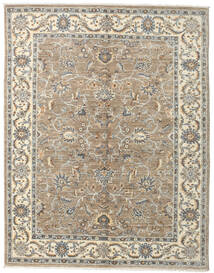 Ziegler Ariana Rug 154X201 Authentic  Oriental Handknotted Light Grey/Beige (Wool, Afghanistan)