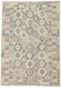 Kilim Afghan Old Style Rug 170X246 Authentic  Oriental Handwoven Light Grey/Dark Beige (Wool, Afghanistan)