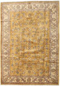 Ziegler Rug 185X259 Authentic  Oriental Handknotted Light Brown/Dark Beige (Wool, Afghanistan)