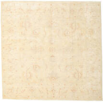 Ziegler Ariana Rug 190X195 Authentic Oriental Handknotted Square Beige (Wool, Afghanistan)