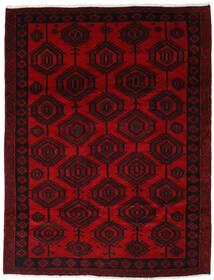 Lori Rug 205X265 Authentic Oriental Handknotted Dark Red (Wool, Persia/Iran)