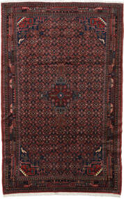 Koliai Rug 200X310 Authentic  Oriental Handknotted Dark Red/Black (Wool, Persia/Iran)