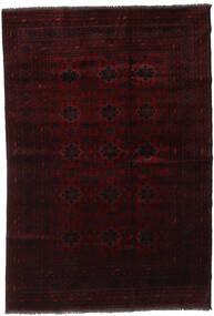 Afghan Khal Mohammadi Rug 194X285 Authentic  Oriental Handknotted Dark Brown/Dark Red (Wool, Afghanistan)