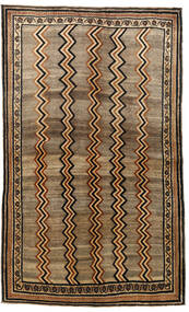 Qashqai Rug 133X226 Authentic  Oriental Handknotted Light Brown/Brown (Wool, Persia/Iran)