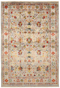 Mirage Rug 168X243 Authentic  Modern Handknotted Light Grey/Light Brown/Beige (Wool, Afghanistan)